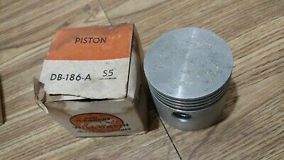 Wisconsin Motors Piston Pn Db-186-a-s5 New Old Stock .005 Oversize