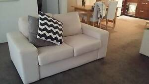 Two matching sofas Waverley Eastern Suburbs Preview