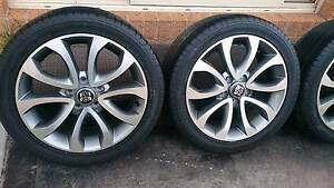 "17"" Rims and Tyres 215/45R17 Dandenong South Greater Dandenong Preview"
