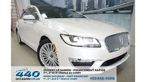 2017 Lincoln MKZ | 2.0L ECOBOOST AWD, PEINTURE 3 COUCHES