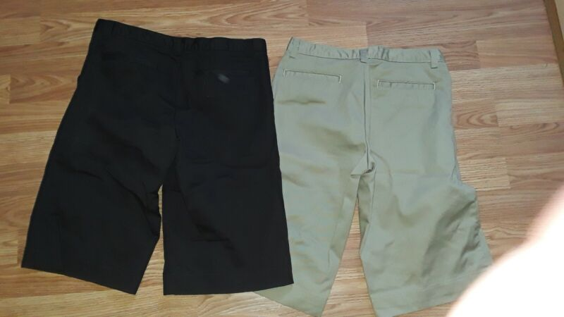 Dickies Women Juniors Size 7 Uniform Shorts Lot NWOT