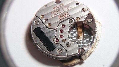 Rolex Cellini Geneve Quartz 6621 movement for repair/parts