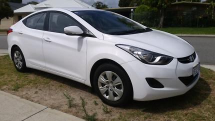 Hyundai Elantra 2012 Automatic