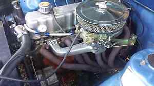 Red 202 motor and box $ 600 ono Beaudesert Ipswich South Preview