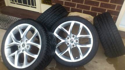 HOLDEN 18 INCH ROH MAG WHEEL RIMS Adelaide CBD Adelaide City Preview