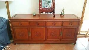 Chinese Rosewood Cabinet for Sale Chatswood Willoughby Area Preview
