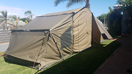 Oz Tent RV 3 with tagalong