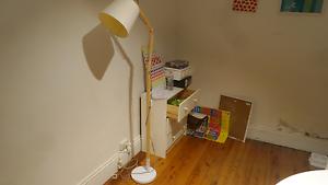 2 x ikea standing lamps Dundas Parramatta Area Preview
