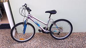 Push bike. Mooroobool Cairns City Preview