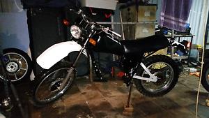 Yamaha xt550 sale or swap Logan Reserve Logan Area Preview