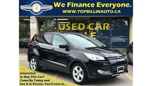 2014 Ford Escape AWD with Backup Camera, 2 Years Warranty