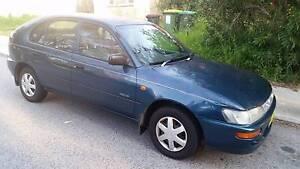 1996 Holden Nova Hatchback Cottesloe Cottesloe Area Preview
