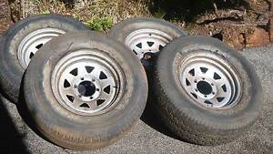 Other 4x4 Rims Stoneville Mundaring Area Preview