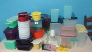 assorted tupperware Campbelltown Campbelltown Area Preview