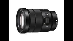 Brand New SONY E PZ 18-105mm F4 G OSS SELP18105G