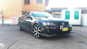 Ve Sv6 6 Speed Manual Ute My11 For Sale Or Swap $16,000 Parramatta Parramatta Area Preview