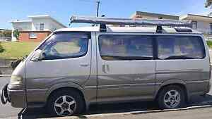 Toyota Hiace Super Custom Limited Van 1997 West Moonah Glenorchy Area Preview