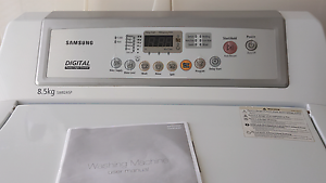 Washing machine Samsung digital $300 Lynwood Canning Area Preview