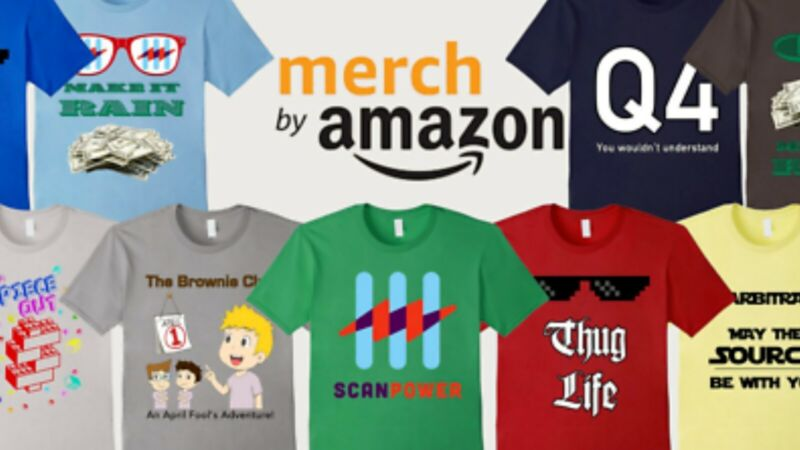 Merch By Amazon Account Tier 10 - Print on Demand -