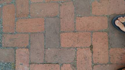 Pavers, Austral, baked clay
