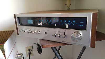 Nice Vintage Wood Panel Pioneer Model TX-9100 Stereo Tuner AM / FM Radio *Repair