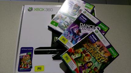 XBOX 360 Kinect (4GB)