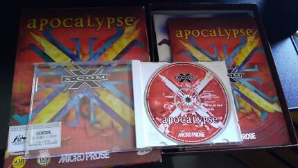 Vintage PC game: X-Com Apocalypse