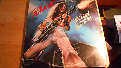 Ted Nugent Weekend Warriors epic 1978