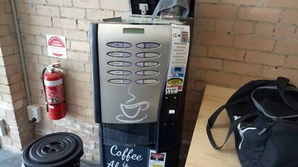 Saeco Sg200 coffee vending machine for sale Second hand