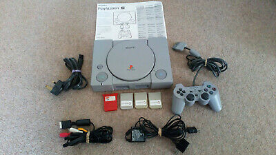 Sony SCPH-9002 PlayStation - Grey
