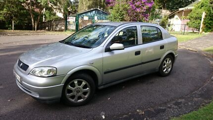 2001 Holden Astra Wyoming Gosford Area Preview