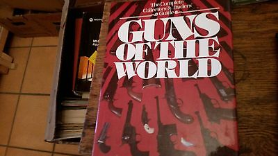Guns of the World by Outlet Book Company Staff 1988 Hardcover w Dust Jacket](Party World Outlet)