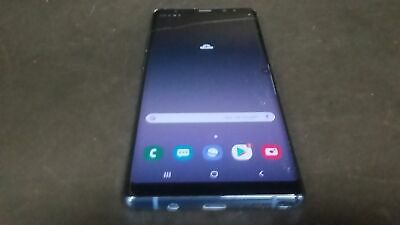 Samsung Galaxy Note 8 - 64GB - SM-N950U1 - Smartphone - Unlocked - Black