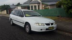 2001 Holden Commodore Wagon Kempsey Kempsey Area Preview