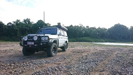 2010 76 series Land Cruiser Pimlico Townsville City Preview