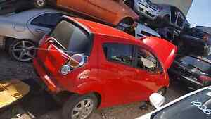 2011 holden Barina spark for wrecking parts Campbellfield Hume Area Preview