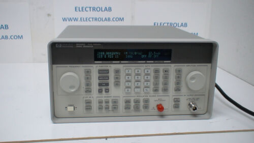 Agilent 8648D 9KHz-4GHz Synthesized Signal Generator