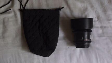 Samyang 14mm T3.1 For Canon + Lens Bag