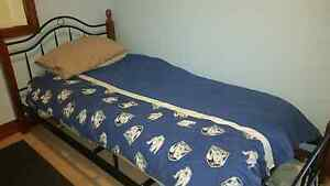 King Single bed Newcastle West Newcastle Area Preview
