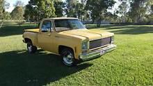 Chevy Pickup C10 Scottsdale Edition Cedar Grove Logan Area Preview