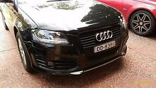 2010 Audi A3 Hatchback 1.4 Turbo Golden Grove Tea Tree Gully Area Preview