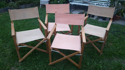 Outdoor Chairs (foldable)