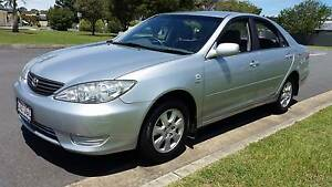 BARGAIN 105000 AUTOMATIC 2005 4 CYLINDER CAMRY PW ALLOYS 3/17REGO Surfers Paradise Gold Coast City Preview