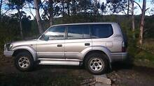 2002 Toyota LandCruiser Wagon Clarence Town Dungog Area Preview