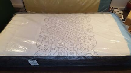 King single Sealy Posturepedic mattresses x 2 brand new