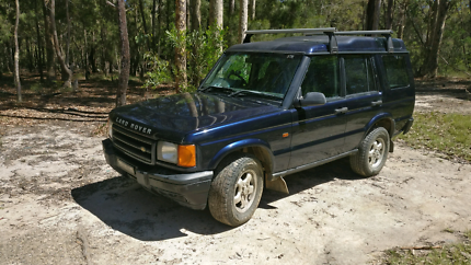 1998 Land rover discovery 2 TD5