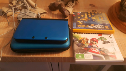 3DS and two games