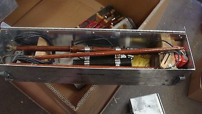 Hd Electric High Voltage Test Set Tester Complete With Case Used