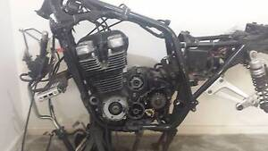 Yamaha XJR1300 engine & chassis Perth Perth City Area Preview
