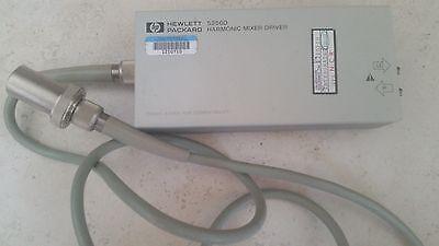 Hp 5356d 36-110ghz Harmonic Mixer Driver